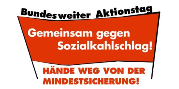 aktionstag gegen sozialkahlschlag