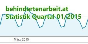 Statistik Quartal 01/2015
