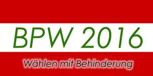 BPW 2016