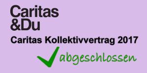 Caritas KV 2017 abgeschlossen