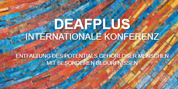 DEAFplus Internationale Konferenz