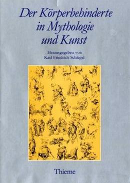 Buchcover Der Körperbehinderte in Mythologie und Kunst
