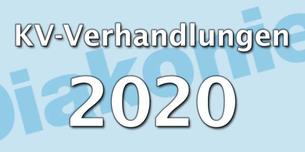Diakonie KV-Verhandlungen 2020