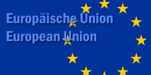 Grafik Flagge EU Europäische Union