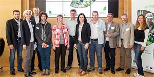 Referenten der 3. Green Care-Tagung in Wien