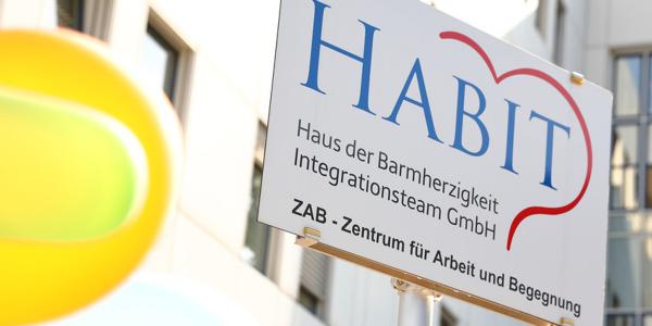 Eröffnung des HABIT Zentrum für Arbeit und Begegnung