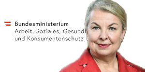 Sozialministerin Mag. Beate Hartinger-Klein