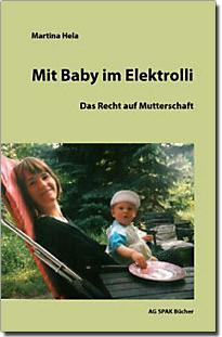Martina Hela: Mit Baby im Elektrolli