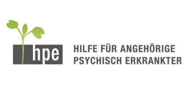 HPE Hilfe für Angehörige psychisch Erkrankter Logo
