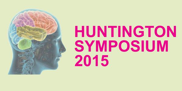 Chorea Huntington Symposion 2015