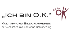 Ich bin OK Logo