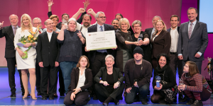 PreisträgerInnen (Gruppenbild)