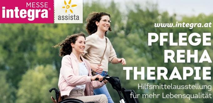 www.integra.at Pflege Reha Therapie