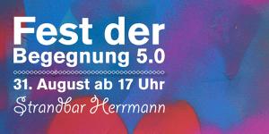 Jugend am Werk Fest der Begegnung 5.0 in Wien