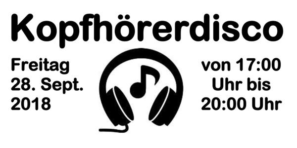Kopfhörerdisco