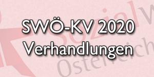 SWÖ Sozialwirtschaft Österreich Kollektivvertrag Verhandlungen 2020