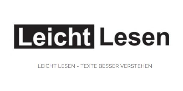 Leicht Lesen Logo