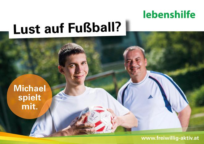 Freiwilligenarbeit Fußball