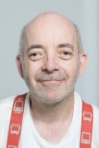 Portrait von Karl Busch