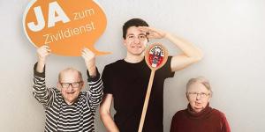 """""""Habt Acht"""" aufeinander - Lebenshilfe Wien sucht Zivildiener"""