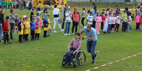 April 2017 Wiener Kinderlauf