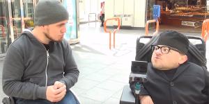 Martin Habacher auf NORMALO TV, Youtube Screenshot