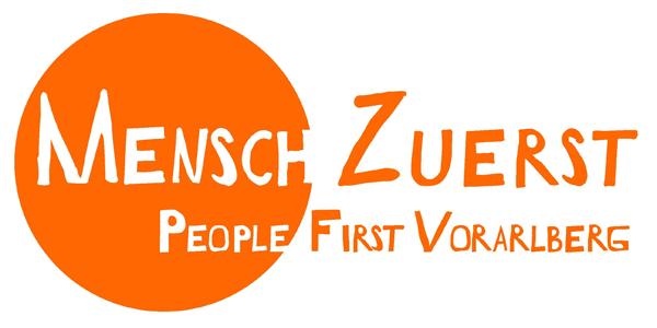 Mensch Zuerst People First Vorarlberg