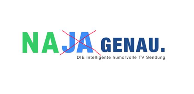 NA (JA) GENAU