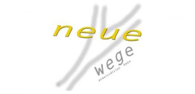 neuewege neue wege Logo