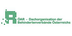 ÖAR Dachorganisation der Behindertenverbände Österreichs Logo