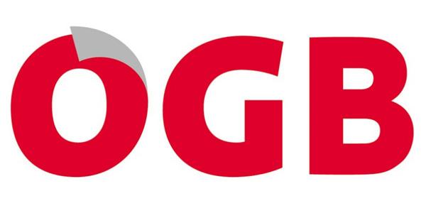 ÖGB Österreichischer Gewerkschaftsbund Logo