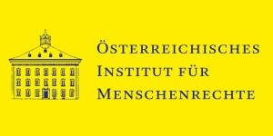 ÖIM Österreichisches Institut für Menschenrechte Logo