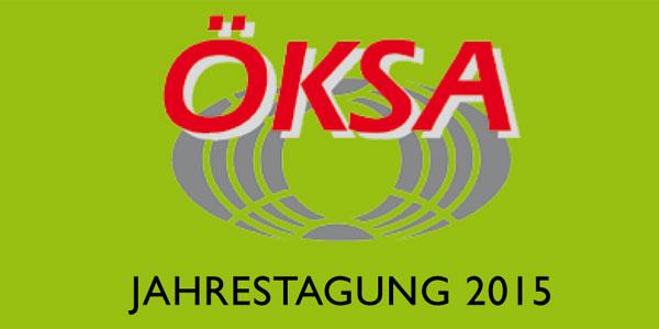ÖKSA Jahreskonferenz 2015