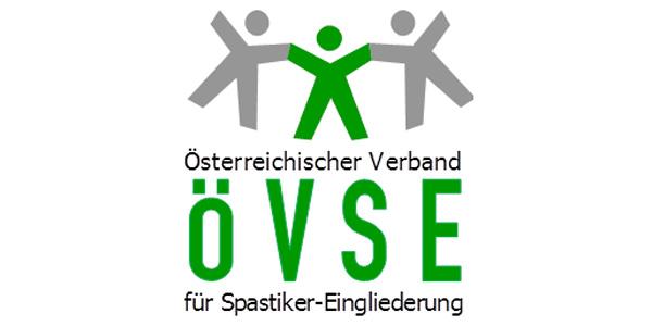 ÖVSE Österreichischer Verband für Spastiker-Eingliederung Logo