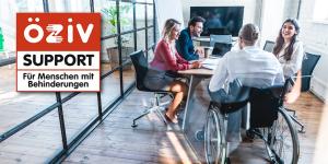 ÖZIV SUPPORT Coaching und Arbeitsassistenz