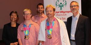 Special Olympics Gewinner 2015