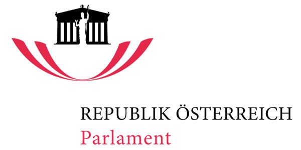 Österreichisches Parlament Logo