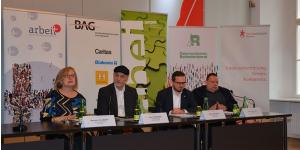 Pressekonferenz Inklusive Arbeitsmarktpolitik 30.11.2017