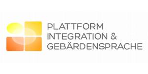 PLIG Plattform Integration und Gebärdensprache Logo