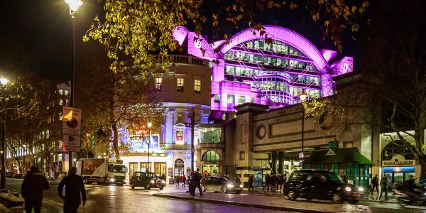 PricewaterhouseCoopers-Gebäude in London