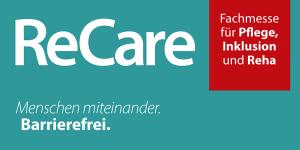 ReCare - Fachmesse für Pflege, Inklusion und Reha