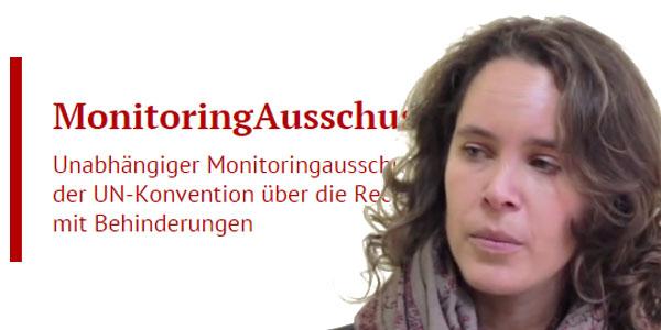 Marianne Schulze, MonitoringAusschuss