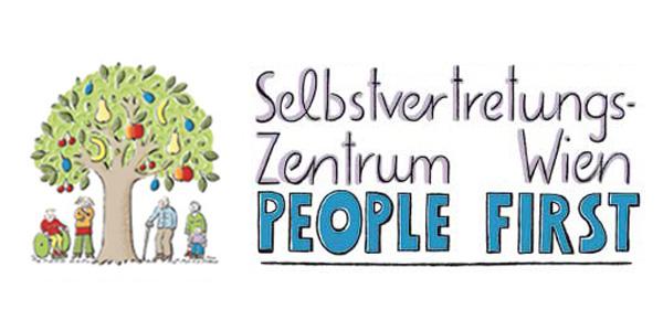 Selbstvertretungszentrum Wien Logo
