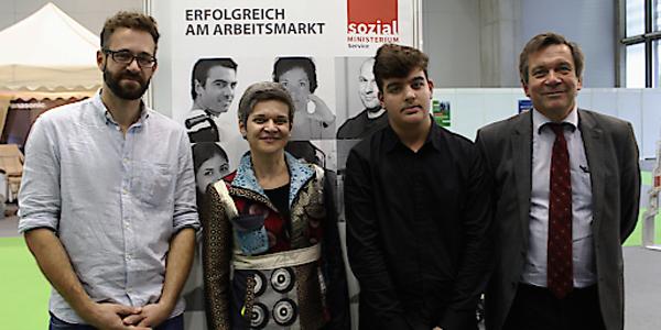 Sozialministeriumservice auf der Personal Austria 2017