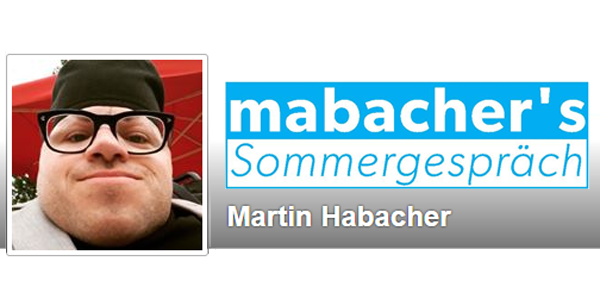 mabacher's Sommergespräch