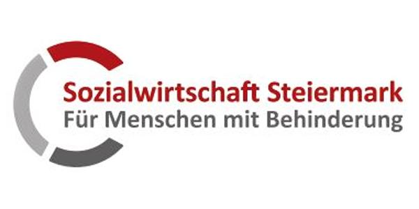 Sozialwirtschaft Steiermark. Für Menschen mit Behinderung. Logo