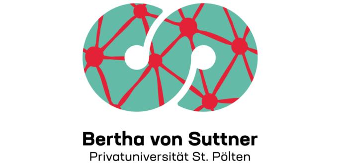Bertha von Suttner Privatuniversität St. Pölten Logo