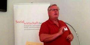 SWÖ-Vorsitzender Wolfgang Gruber