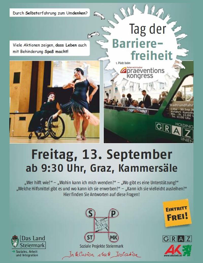 5. Tag der Barrierefreiheit