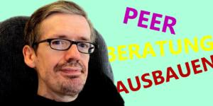 Thomas Stix; PEER BERATUNG AUSBAUEN